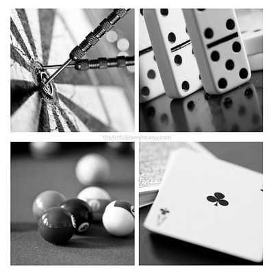"Billiard art, Game room decor, Poker art, Set of 4 prints - 16"" x 16"" - Etsy"
