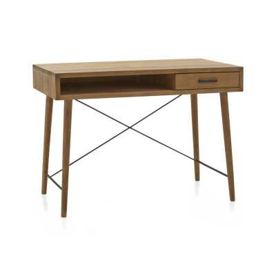 "Marco 42"" Desk - Crate and Barrel"