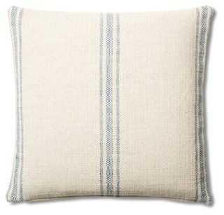 Classic Cotton Pillow - One Kings Lane