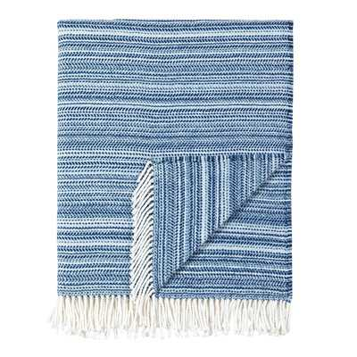 Stripe Throw Blanket - Wayfair