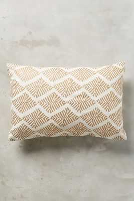 "John Robshaw Sharak Pillow - 12"" x 18""- Down fill - Anthropologie"