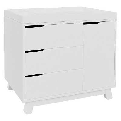 Babyletto Hudson 3-Drawer Changer Dresser with Changing Tray - Target