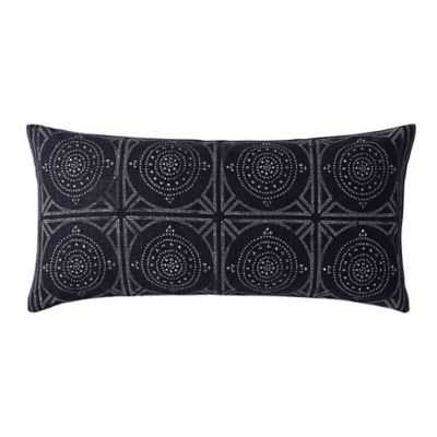 Camille Mosaic Lumbar Pillow Cover - Serena and Lily