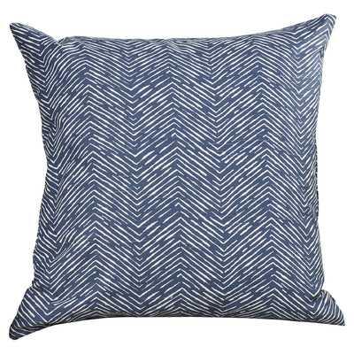"Cotton Throw Pillow - 18""x 18""-Insert included - Wayfair"
