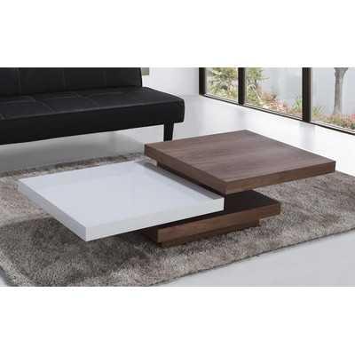 Aveiro Designer Coffee Table - Wayfair