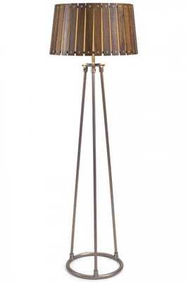ACACIA FLOOR LAMP - Home Decorators