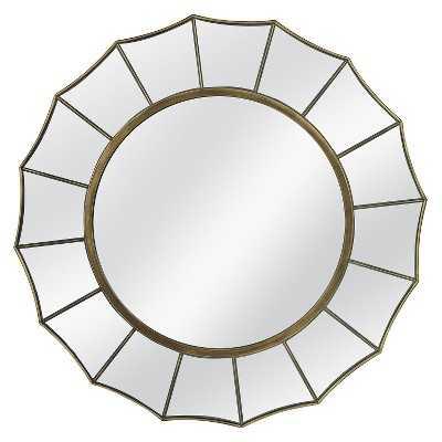 Starburst Mirror - Target