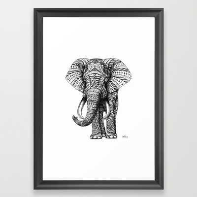 Ornate Elephant - Society6