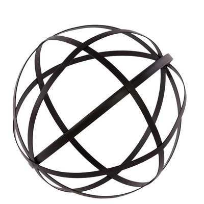 Metal Orb Dyson Sphere Design Decor - Wayfair