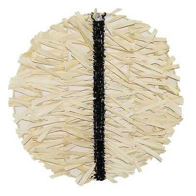 "Nate Berkusâ""¢ Palm Leaf Fringe Wall Art - Target"