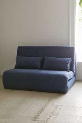 Folding Sleeper Loveseat - Blue - Urban Outfitters