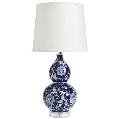 Double Gourd Table Lamp - Ballard Designs