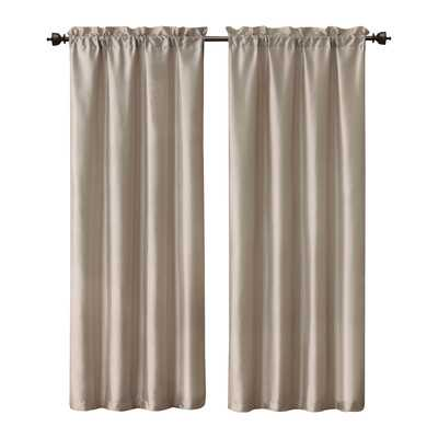 Lincoln Curtain Panel - Wayfair