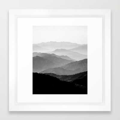 FRAMED ART PRINT	 - Society6