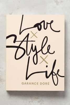 Love, Style, Life - Anthropologie