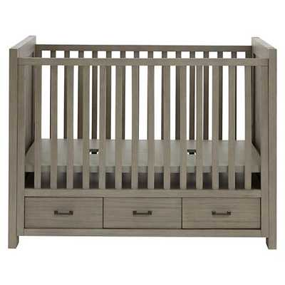 Keepsake Crib (Greywash) - Land of Nod