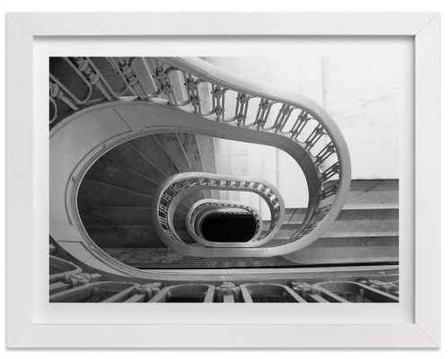 Parallel Universe-54x40-Framed - Domino
