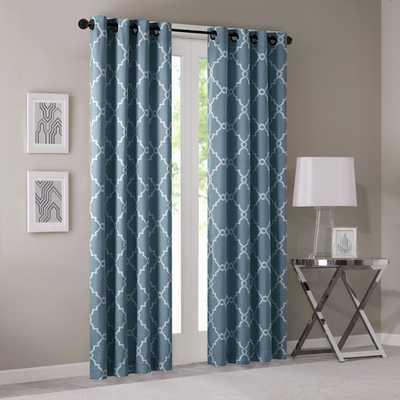 Saratoga Single Curtain Panel - AllModern