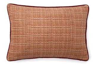 Tweedy Pillow - One Kings Lane