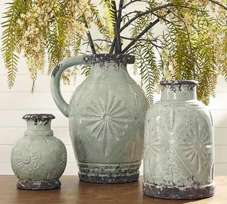 Carolina Vases - Pottery Barn