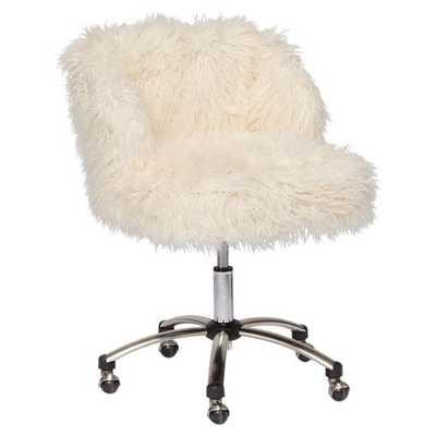 Furlicious Desk Chair - Pottery Barn Teen