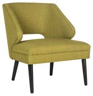 Cary Accent Chair - One Kings Lane