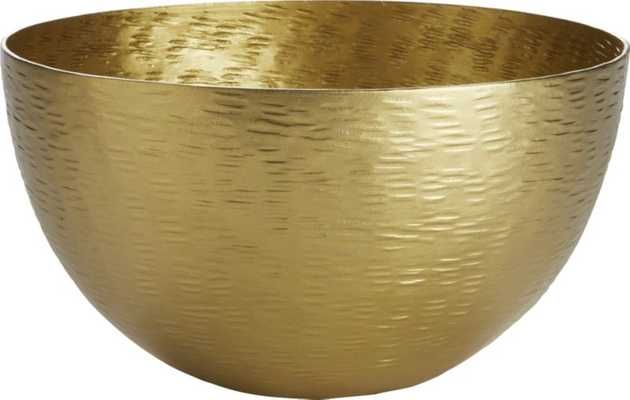 Stipple large bowl - CB2