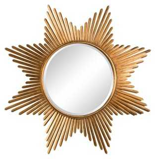 "47"" Sunburst Mirror - One Kings Lane"