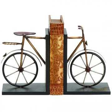 BICYCLE BOOKENDS - SET OF 2 - Home Decorators