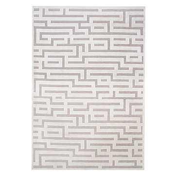 "Labyrinth Rug - 7'9"" x 10'8"" - Z Gallerie"