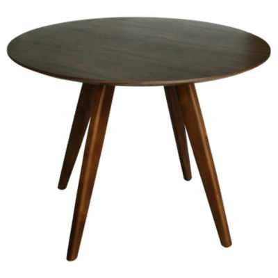 Dover Small Walnut Dining Table - smartfurniture.com