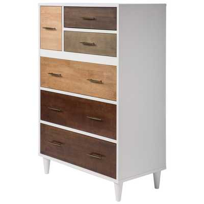 Christian 6-drawer Chest - Overstock