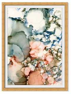 """Andrea Pramuk, Soft Tones II -  18""""W x 24""""H, framed art - One Kings Lane"""