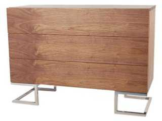 Harper Dresser, Walnut - One Kings Lane