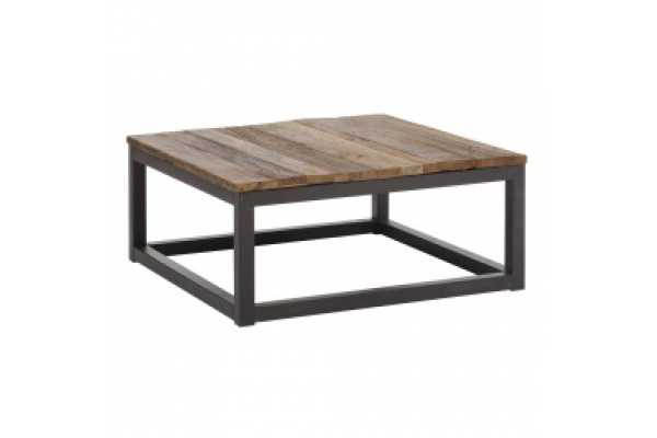 Pompilio Square Coffee Table - Modani