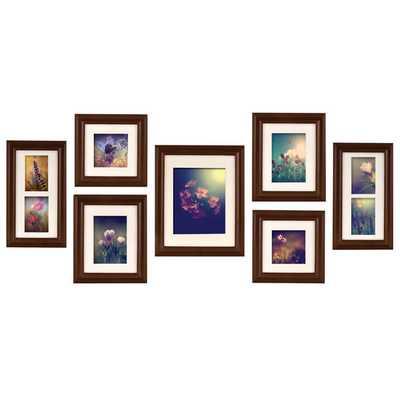 Gallery 7 Piece Portrait Picture Frame Set - AllModern