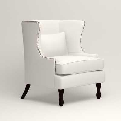 Solomon Wingback Chair - Birch Lane