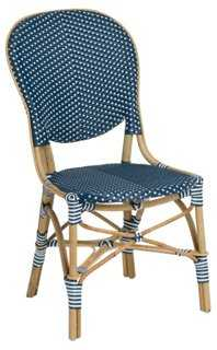 Isabell Outdoor Bistro Side Chair - One Kings Lane