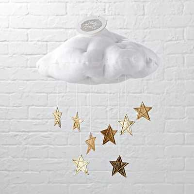 Luxe Star Cloud Mobile - Land of Nod