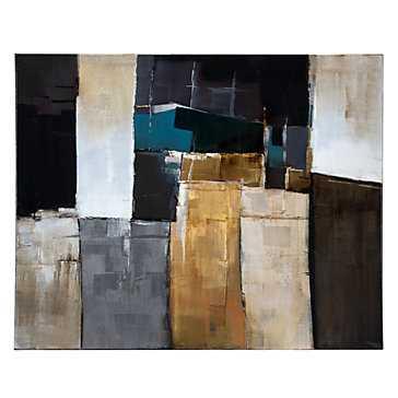 Colorblock - 50x40 - Unframed - Z Gallerie