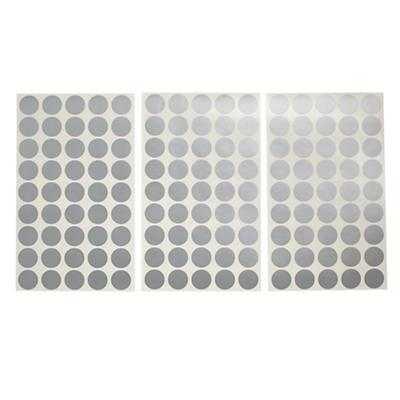 Geometric Furniture Decal (Silver Mini Dot) - Land of Nod