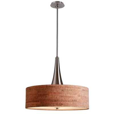 Bulletin 3 Light Drum Pendant - AllModern