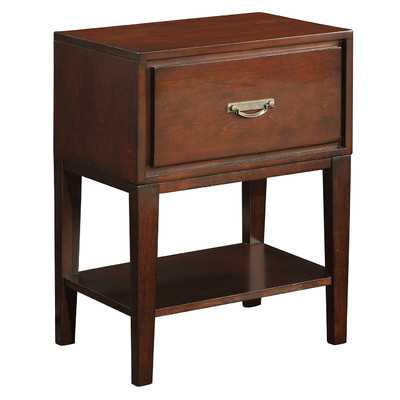 1 Drawer Nightstand - Wayfair