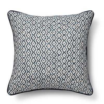 Diamond Stripe Throw Pillow - Target