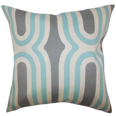 """Persis Geometric Throw Pillow - 18"""" - with insert - AllModern"""