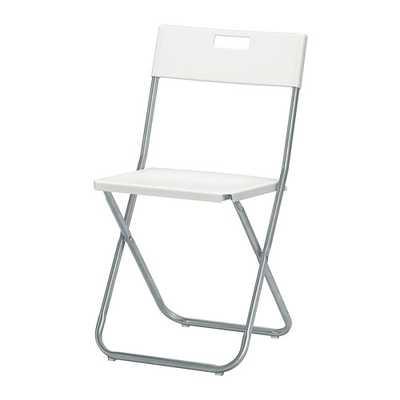 GUNDE Folding chair - Ikea