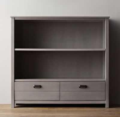 haven low bookcase - RH Baby & Child