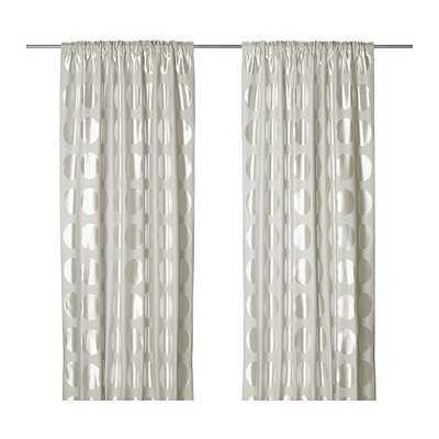 NINNI RUND curtain - Ikea
