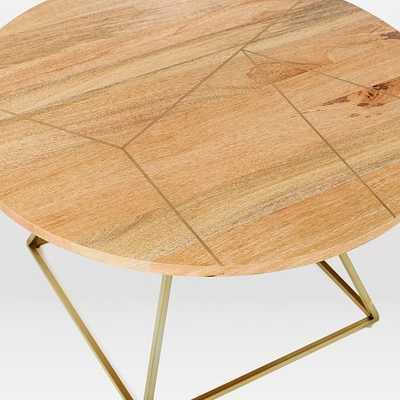 Roar + Rabbit Linear Coffee Table - West Elm