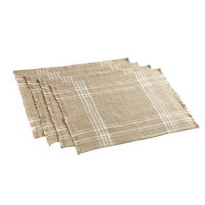 La Rochelle Linen Tablecloth - Ballard Designs